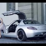 2012 Inden Design Mercedes Benz SLS AMG Wallpapers