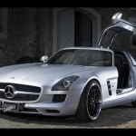 2012 Inden Design Mercedes Benz SLS AMG Wallpapers