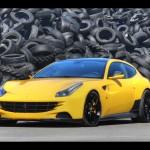 2012 Novitec Rosso Ferrari FF Wallpapers