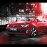 2012 Volkswagen Golf GTI Cabriolet Wallpapers