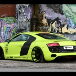 2012 XXX Performance Audi R8 V10 Wallpapers
