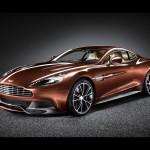 2013 Aston Martin Vanquish Wallpapers
