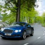 2013 Bentley Continental GT Speed Wallpapers