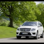 2013 Mercedes Benz GL 63 AMG Wallpapers