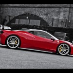 2012 A Kahn Design Ferrari 458 Italia Wallpapers