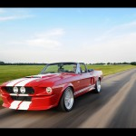 2012 Classic Recreations Shelby G.T.500CR Convertible