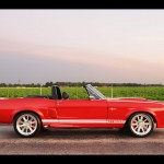 2012 Classic Recreations Shelby G.T.500CR Convertible Wallpapers