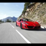 2012 Mansory Ferrari 458 Spider Wallpapers