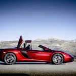 2013 McLaren MP4 12C Spider Wallpapers