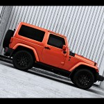 2012 A Kahn Design Jeep Wrangler Military Copper Wallpapers