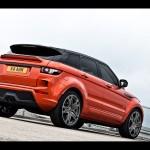 2012 A Kahn Design Land Rover RS250 Vesuvius Evoque Wallpapers
