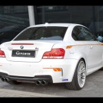 2012 G Power BMW 1M Coupe Wallpapers