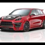 2012 Lumma Design Porsche Cayenne Wallpapers