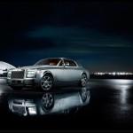 2012 Rolls-Royce Phantom Coupe Aviator Collection