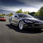 2012 Tesla Model S Wallpapers
