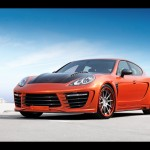 2012 TopCar Porsche Panamera Stingray GTR Orange