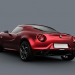 Alfa Romeo 4C Convertible Wallpapers