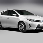 Impressions of the new Toyota Auris Hybrid