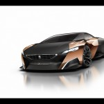 2012 Peugeot Onyx Concept Wallpapers