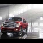 2013 Ford Super Duty Platinum Wallpapers