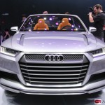 Audi Crosslane Coupé Concept Wallpapers