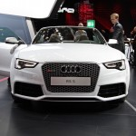 Audi RS5 Cabriolet Wallpapers