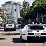 Bugatti Veyron SS Pur Blanc Wallpapers