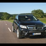 Carlsson Mercedes Benz CML35 2012 Wallpapers