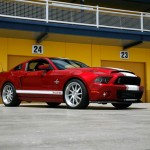 Ford Mustang Shelby GT500 Supersnake 2012 Wallpapers