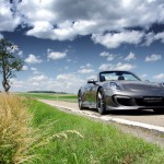 GT Porsche 911 991 Cabrio