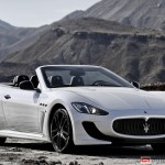 Maserati GranCabrio MC Stradale Wallpapers