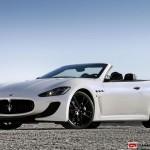 Maserati GranCabrio MC Stradale Wallpapers