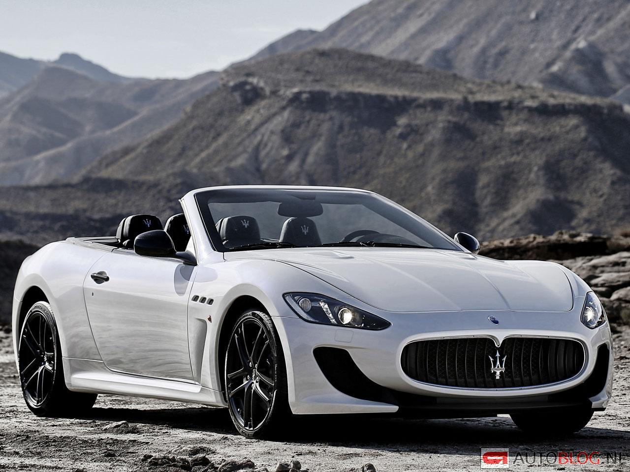 Bien connu Maserati Wallpapers | Widescreen Desktop Backgrounds AU93