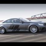 Prior Design Mercedes-Benz CL C216 Black Edition V2 2012