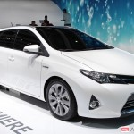 Toyota Auris Touring Sports Wallpapers