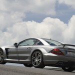Mercedes SL 65 AMG Black Series 2012
