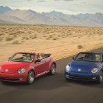 Volkswagen Beetle Convertible 2013 Wallpapers