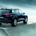 Volkswagen Touareg Edition X 2013 Wallpapers
