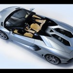 Lamborghini Aventador LP 700 4 Roadster Wallpapers