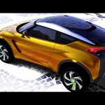 2012 Nissan Extrem Concept Wallpapers