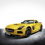 2013 Mercedes Benz SLS AMG Coupe Black Series Wallpapers
