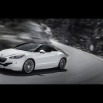 2013 Peugeot RCZ Sports Coupe 2