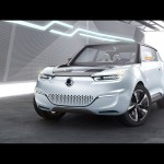 SsangYong e XIV Concept Wallpapers