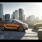 2012 BMW i3 Concept Coupe Wallpapers