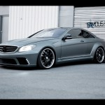 2012 Famous Parts Mercedes Benz CL63 AMG Wallpapers