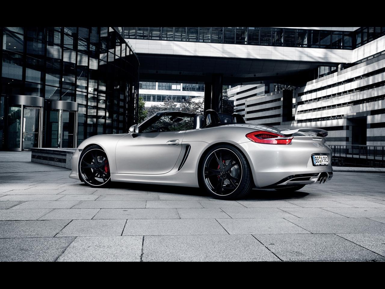 2013 TechArt Porsche Boxster Wallpapers ...