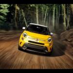 2014 Fiat 500L Trekking Wallpapers
