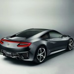 2013 Acura NSX Concept Wallpapers