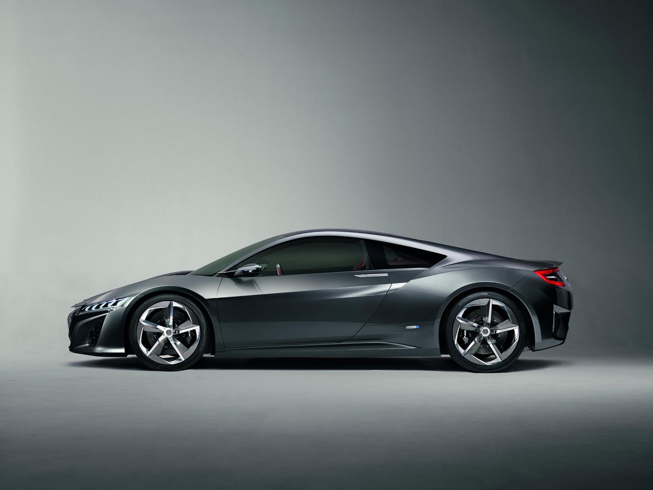Qual carro não tem no Need que deveria ter? - Página 5 2013-Acura-NSX-Concept-2