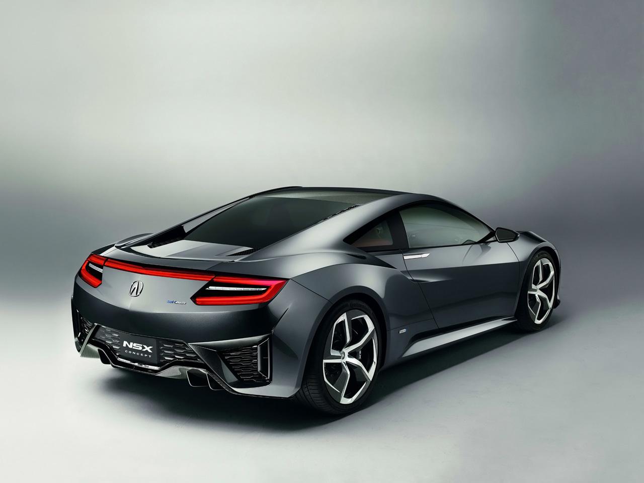 Qual carro não tem no Need que deveria ter? - Página 5 2013-Acura-NSX-Concept